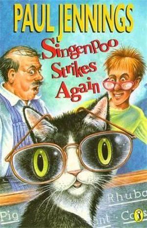 Singenpoo Strikes Again : Singenpoo Ser. - Paul Jennings