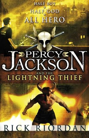 Booktopia - Percy Jackson and the Lightning Thief, Percy ...
