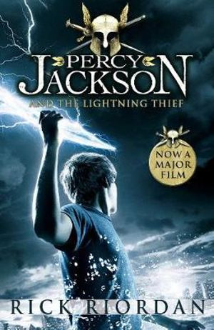 Percy Jackson And The Lightning Thief : (Abridged) - Rick Riordan