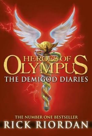 The Demigod Diaries : Percy Jackson and the Olympians Series  - Rick Riordan