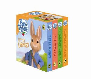 Peter Rabbit  : Little Library - Beatrix Potter