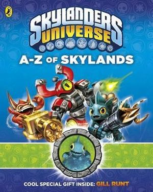 Skylanders  : A to Z of Skylands - Sunbird