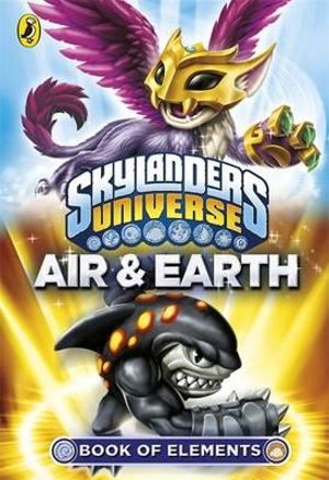 Skylanders Universe Book of Elements : Air & Earth - Sunbird