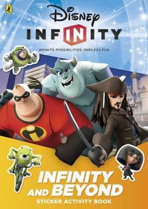 Disney Infinity : Infinity and Beyond Sticker Activity Book - Sunbird
