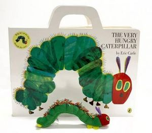 The Very Hungry Caterpillar : Giant Board Book - Eric Carle