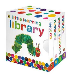 Learn with the Very Hungry Caterpillar - Eric Carle