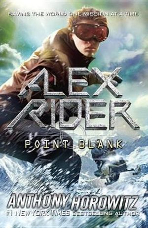 Alex Rider : Point Blank : Alex Rider Series : Book 2 - Anthony Horowitz