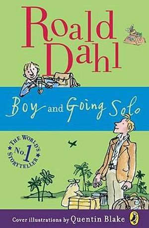 Mon premier blog boy and going solo roald dahl and quentin blake fandeluxe Image collections