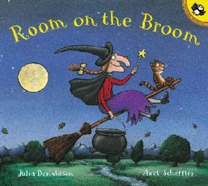 Room on the Broom : Picture Puffins - Julia Donaldson