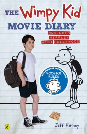 The Wimpy Kid Movie Diary : Diary of a Wimpy Kid Series -  Jeff Kinney