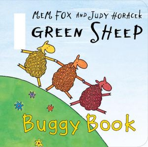 Green Sheep Buggy Book - Mem Fox