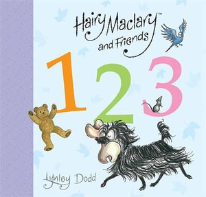Hairy Maclary and Friends 123 - Lynley Dodd