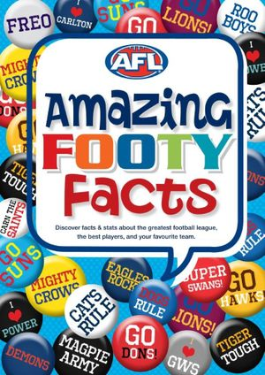 AFL: Amazing Footy Facts - AFL