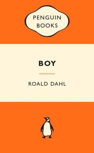 Boy : Popular Penguins - Roald Dahl