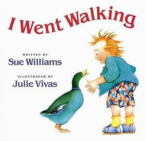 I Went Walking - Sue Williams