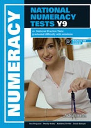Naplan Numeracy Tests Year 9 : A+ National Practice Examinations Ser. - Wendy Bodey