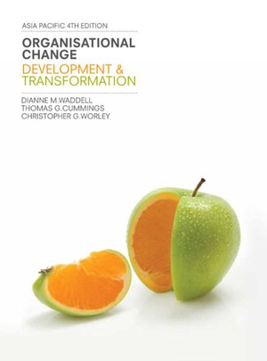 Organisational Change : Development and Transformation with Student Resource Access 12 Months - Dianne Waddell