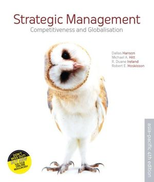 strategic management competitiveness and globalisation be the first to