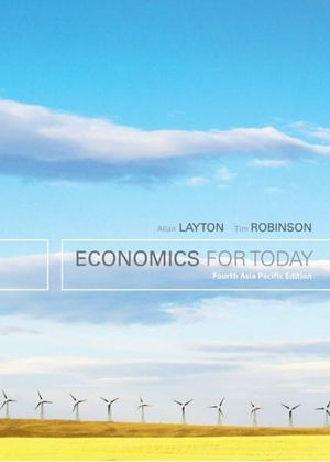 Economics for Today with Student Resource Access 12 Months - Allan Layton