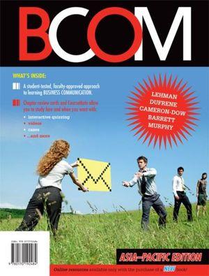 BCOM - Carol M. Lehman
