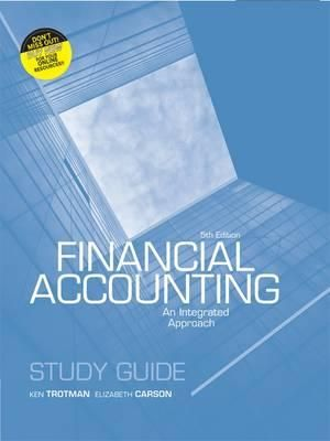 financial accounting online assignments for students