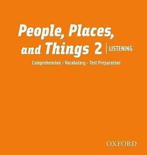 People, Places, and Things Listening : Audio CDs 2 (2) - Lougheed