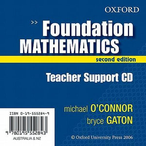 Foundation Mathematics - O'connor
