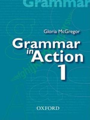 Grammar in Action : Book 1 - Mcgregor