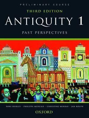 Antiquity : v. 1 - Toni Hurley