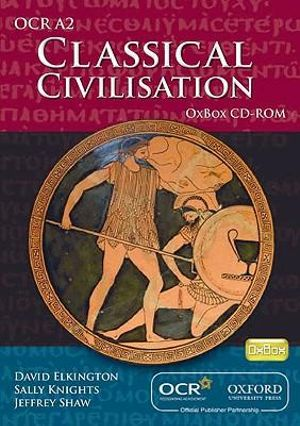 Classical Civilisation for OCR A2 Oxbox CD-ROM - David Elkington