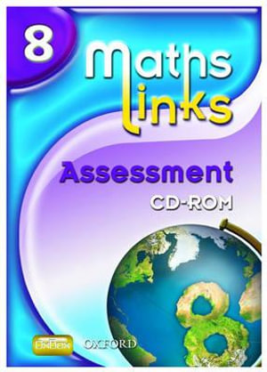 MathsLinks : 2: Y8 Assessment OxBox CD-ROM: 8 - Ray Allan