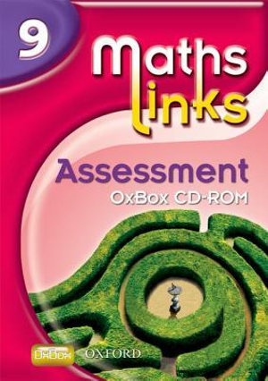 Mathslinks : 3 : Y9 Assessment OxBox CD-ROM: 9 - Ray Allan