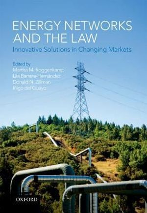 Energy Networks and the Law : Innovative Solutions in Changing Markets - Martha M. Roggenkamp