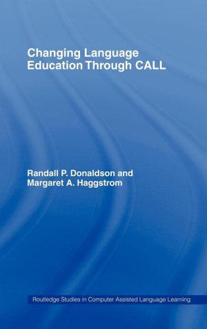 Chang Lang Educ Thrgh Call - Randall P. Donaldson