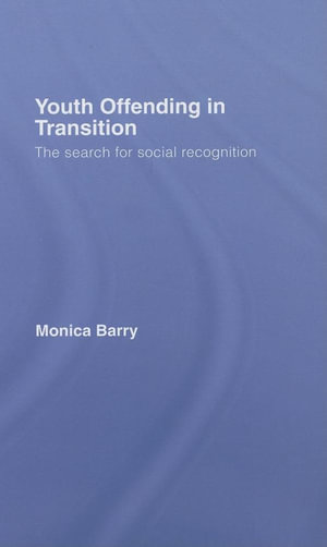Understanding Youth Offending - Monica Barry