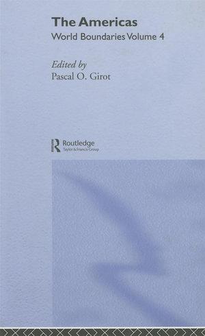 Americas : The Americas - Pascal O. Girot