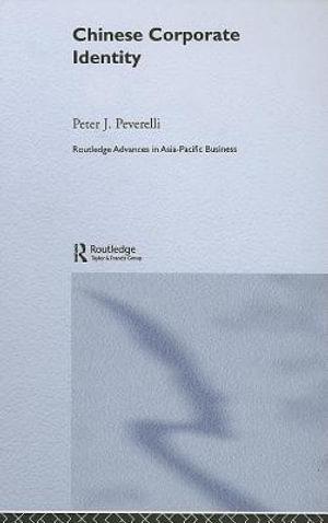 Chinese Corporate Identity - Peter Peverelli