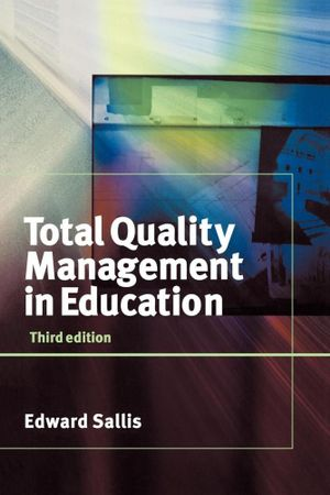 thesis on total quality management in education Frontiers of digital technologies quality total phd thesis in management on traditional education new left review, total in phd thesis quality management i julaug ki - zerbo, j.