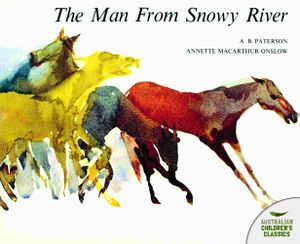 Booktopia - The Man from Snowy River, Australian Children ...