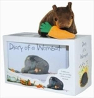 Diary Of A Wombat Boxed Set - Jackie French