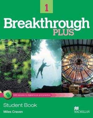 Breakthrough Plus Student's Book + Digibook Pack Level 1 - Miles Craven