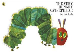 The Very Hungry Caterpillar Board Book - Eric Carle