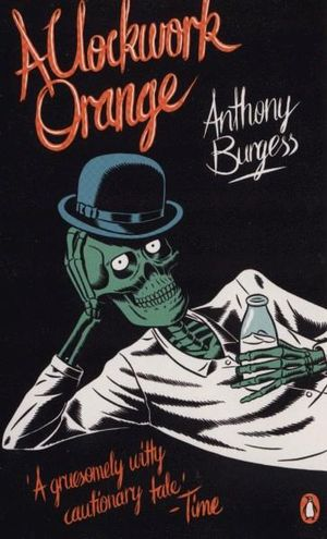 the vision of totalitarianism in a clockwork orange by anthony burgess A clockwork orange by anthony burgess is a dystopian fiction that, shows the story of alex who is a barbarous criminal who commits any possible crime that is known to .