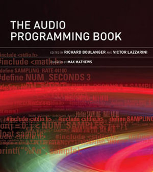 The Audio Programming Book - Richard Boulanger