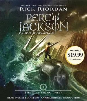 The Lightning Thief : Percy Jackson & the Olympians - Rick Riordan