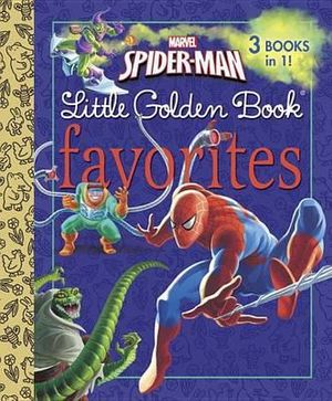 Marvel Spider-Man Little Golden Books Favorites : Volume 2 (Marvel) - Marvel