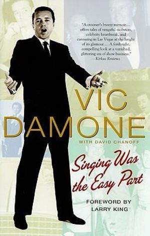 Singing Was the Easy Part - Vic Damone
