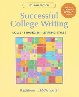 Books by Kathleen T. McWhorter (Author of Successful College Writing)