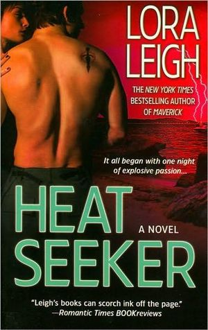 Heat Seeker  : Elite Ops Series : Book 3 - Lora Leigh