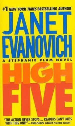 High Five : Stephanie Plum Series : Book 5 (USA Edition) - Janet Evanovich
